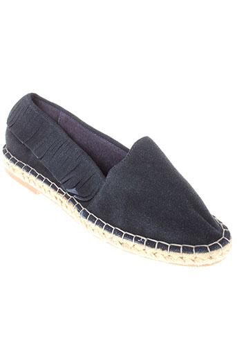 scotch EFFI_CHAR_1 soda chaussures femme de couleur bleu