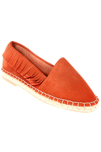 scotch EFFI_CHAR_1 soda chaussures femme de couleur orange
