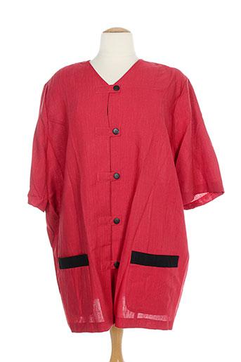 mona lisa vestes femme de couleur rouge