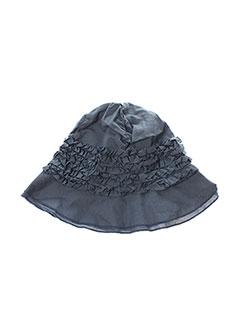 Chapeau gris ELIANE ET LENA pour fille