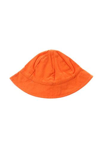 Chapeau orange MAYORAL pour fille