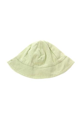 Chapeau vert MAYORAL pour fille