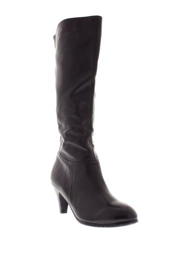 relax chaussures femme de couleur noir