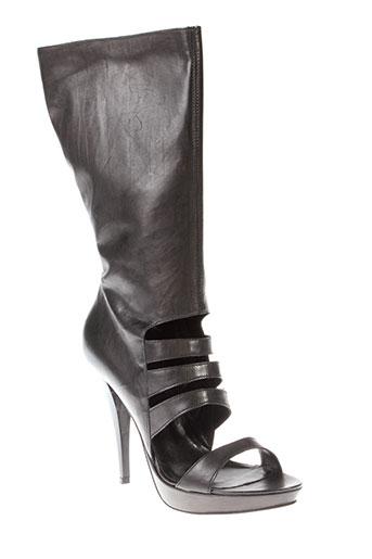 vero cuio chaussures femme de couleur noir