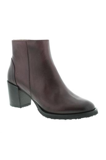 neosens boots femme de couleur violet