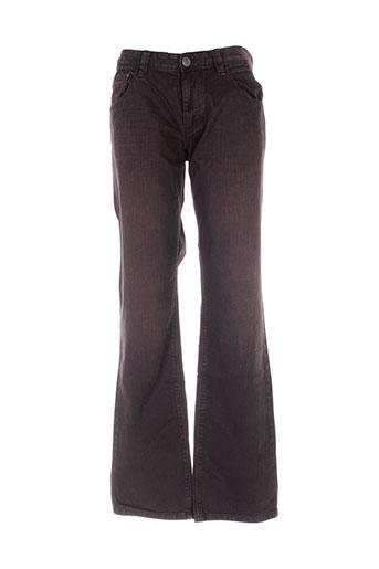 tom tailor pantalons homme de couleur marron