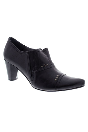 connivence chaussures femme de couleur noir
