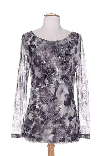 betty barclay chemises femme de couleur gris