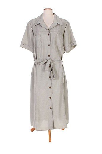 20/20 robes femme de couleur gris