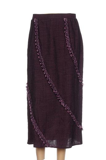 griffon jupes femme de couleur violet