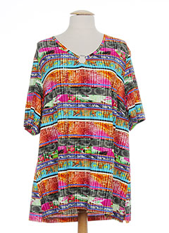 Produit-T-shirts / Tops-Femme-CHALOU