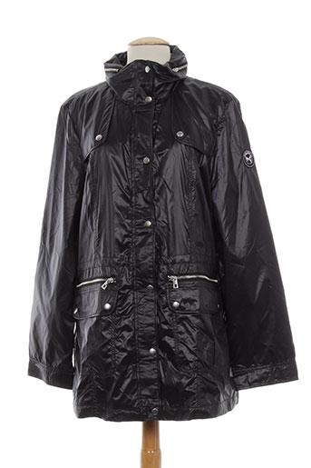 ananke vestes femme de couleur noir