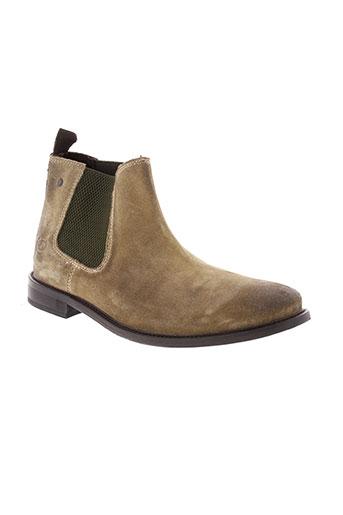 base london chaussures femme de couleur beige