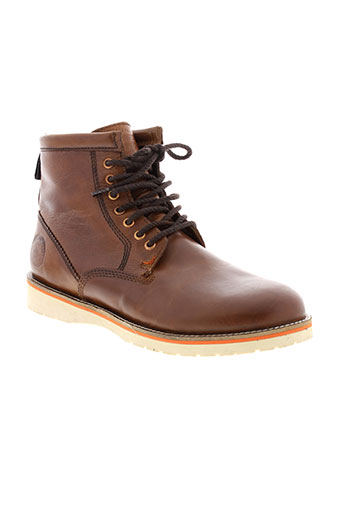 superdry boots homme de couleur marron