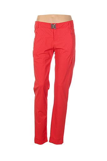 bleu blanc rouge pantalons femme de couleur rouge