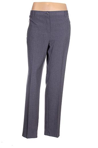 brandtex pantalons et citadins femme de couleur gris