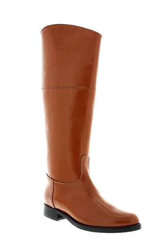 utopie bottes femme de couleur marron