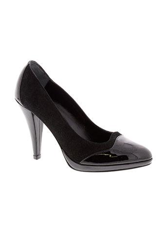 mercadal chaussures femme de couleur noir