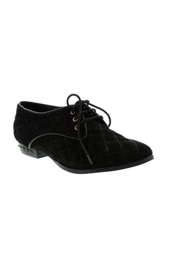 miista chaussures femme de couleur noir