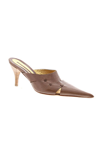 r EFFI_CHAR_1 renzi chaussures femme de couleur marron