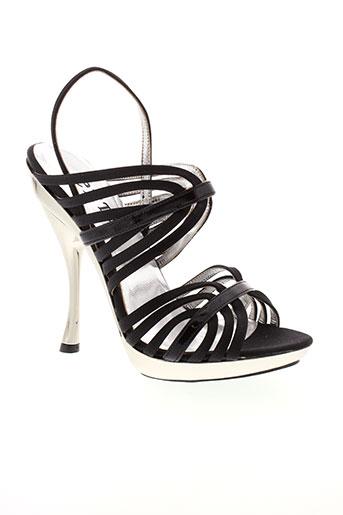 exte chaussures femme de couleur noir