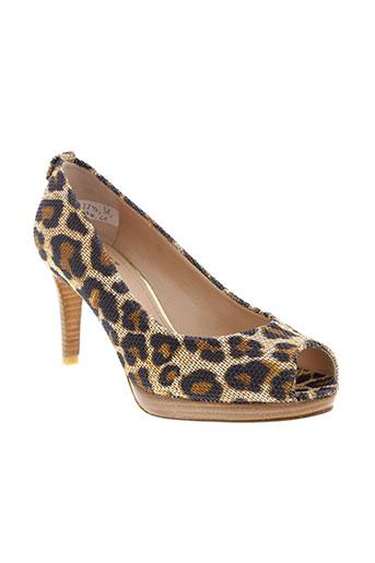 stuart weitzman chaussures femme de couleur marron