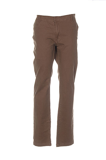 bakers pantalons homme de couleur marron