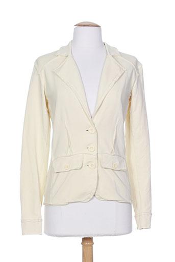 not the same vestes femme de couleur beige