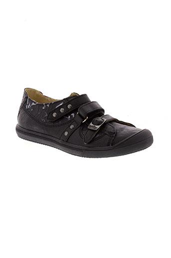 bellamy chaussures femme de couleur noir