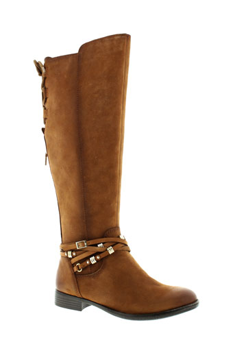 tamaris chaussures femme de couleur marron