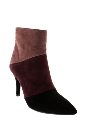 unisa chaussures femme de couleur rose