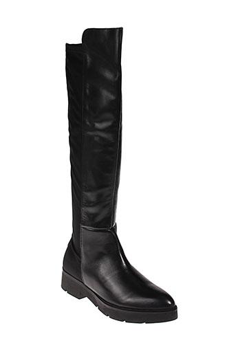 bruno et premi bottes femme de couleur noir