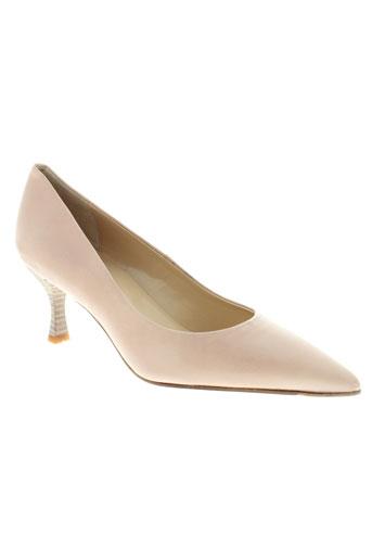 elizabeth stuart chaussures femme de couleur rose