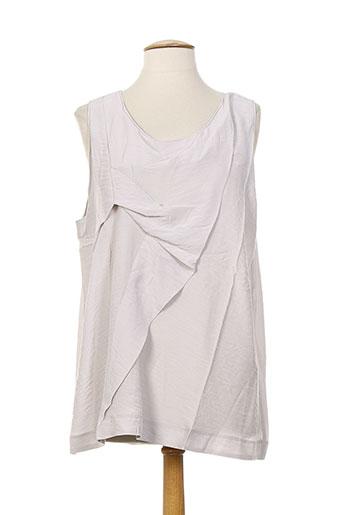 bohemia chemises femme de couleur gris