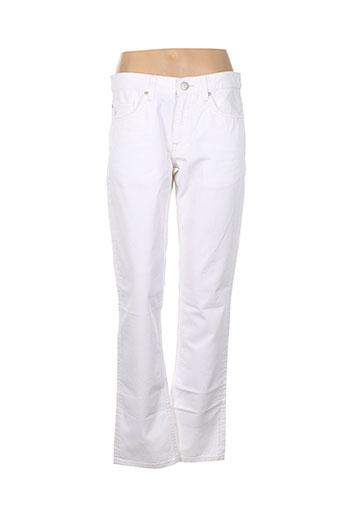 mexx jeans femme de couleur blanc