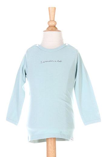 T-shirt manches longues vert NOPPIES pour fille