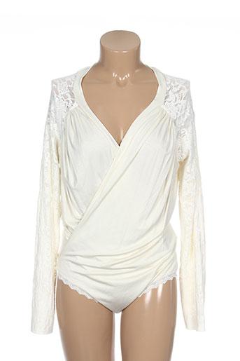 suggest chemises femme de couleur beige