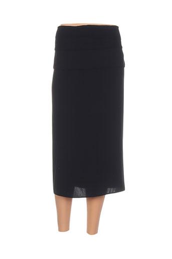 crea concept jupes femme de couleur noir