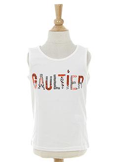 Produit-T-shirts / Tops-Garçon-JEAN PAUL GAULTIER
