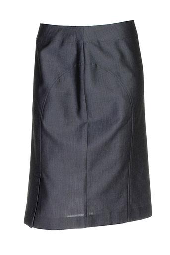 giorgia netti jupes femme de couleur gris