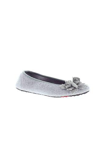 living kitzbühel chaussures femme de couleur gris