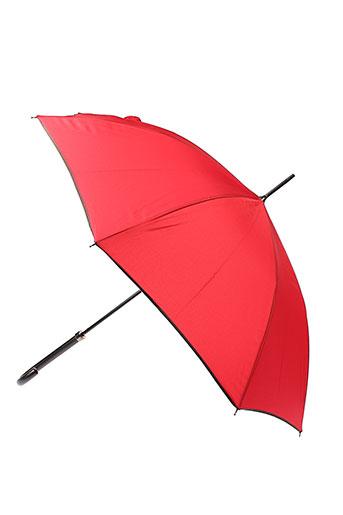 piganiol parapluies femme de couleur rouge