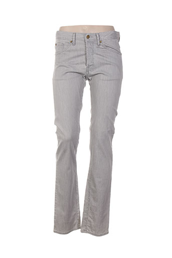 acquaverde jeans femme de couleur gris