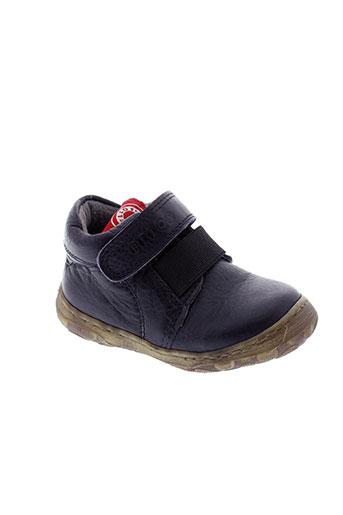 ellos chaussures garçon de couleur bleu