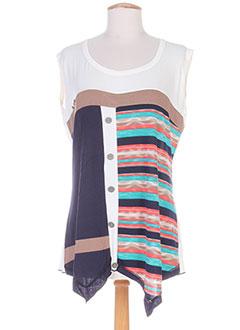 Produit-T-shirts / Tops-Femme-NANAS DE PARIS