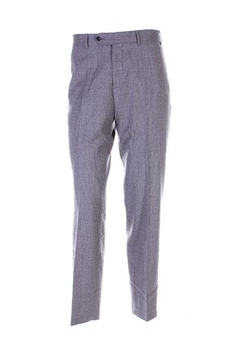 adam pantalons et citadins homme de couleur gris
