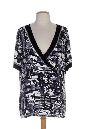 georges franck t-shirts femme de couleur gris