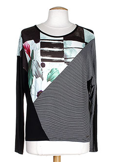 Produit-T-shirts / Tops-Femme-SMASH WEAR
