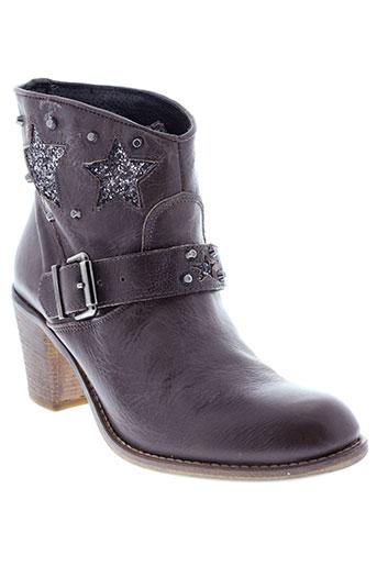 venezia chaussures femme de couleur marron