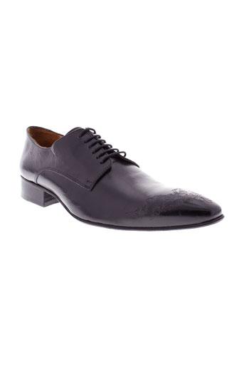 brett EFFI_CHAR_1 sons chaussures homme de couleur noir